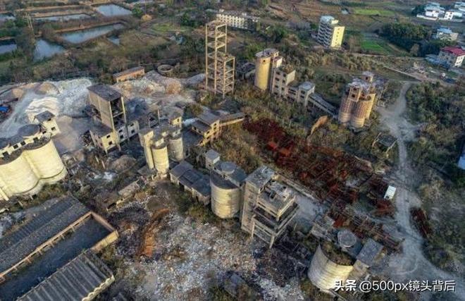 曾為桂林建設功不可沒的大圩水泥廠,將成為我們這一代消逝的記憶