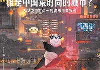 成都與上海並列第一!2018中國時尚一線城市指數報告出爐
