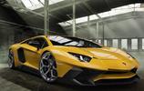 經典黃色款超級跑車!
