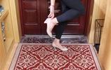 建議大家:鞋子不要堆在門口!瞧香港人這做法,整潔美觀還不佔地