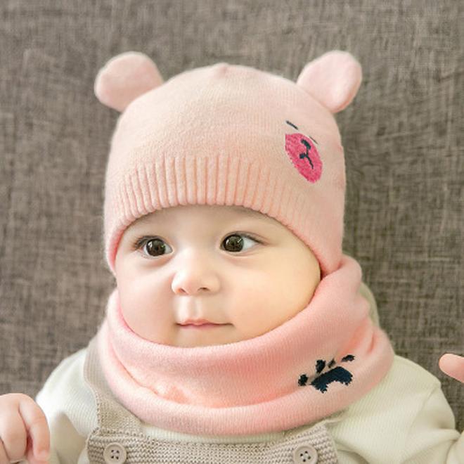天氣越來越冷了,近期出的幾款寶寶帽,舒適又可愛
