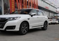 沒7座需求別買漢蘭達,這SUV本田出品,軸距超2.8米,裸車22萬多
