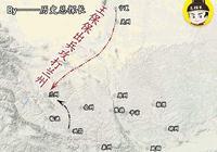 地圖上的戰爭:王保保再次侵襲陝甘之地,徐達率領大軍再次出兵