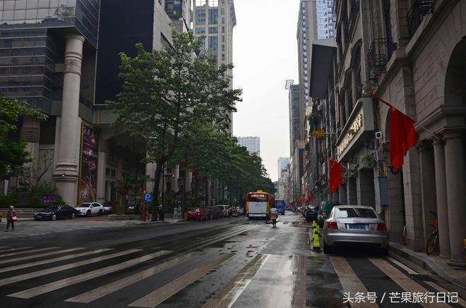 曾是廣州最繁華商業街,如今眾多老字號沒落關閉,成為老廣州回憶