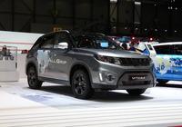 鈴木全新維特拉上市,標配四驅油耗還低,這一SUV太給力了!