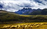 甘孜旅遊記,自然風光絕美