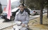 北京電影學院參加複試的美女帥哥!