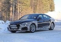 新款奧迪A5 Sportback諜照 外觀小調整