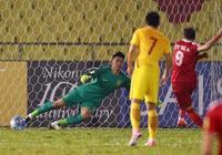 半場-中國0-1敘利亞,張琳芃頭球中橫樑