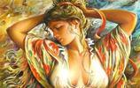 以色列畫家阿爾卡季:迷人的色彩讓人過目不忘