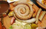 和朋友約吃肉,點了188元的什錦香腸拼盤,肉含量高的味道才叫香