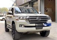 備戰西藏——蘭德酷路澤LC200美觀實用型改裝案例