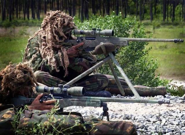 AWM狙擊槍在現實中的威力怎麼樣?