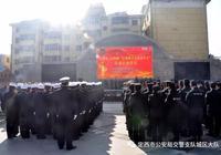 """城區大隊以""""反恐怖主義法宣傳月""""為契機 開展交通安全宣傳活動"""