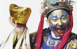 戲劇圖集:戲劇中的花臉,是戲劇舞臺上必不可少的