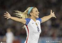 女足世界盃:美國隊VS智利隊