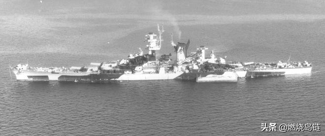 """生不逢時的重巡洋艦殺手——美國海軍""""阿拉斯加""""級大型巡洋艦"""