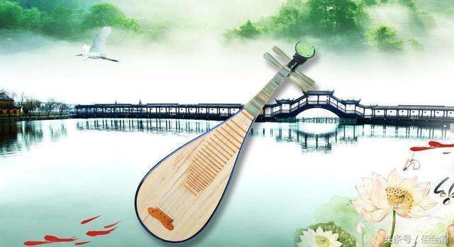 中國古代三大樂器賞析,情牽肺腑,韻動古今