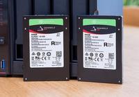 希捷IronWolf 110 SSD固態硬盤評測 最高傳輸速度達到550MB/s以上