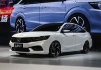 本田發佈全新轎車,空間媲美雅閣,油耗低至5L,或9萬起售