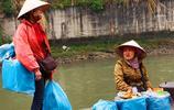 實拍:越南街頭小販,千般百樣,多以女性為主