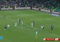 怎麼評價梅西在西甲第二十八輪對陣皇家貝蒂斯中打進的第三球?