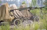 河北涉縣:劉家寨景區架了十幾門高射炮