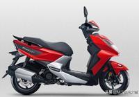 國產新款跨界運動踏板FNX125,歐洲設計師設計,科技感十足!