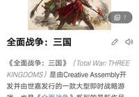 有人說《全面戰爭:三國》本來是頁遊,推出steam版只是因為想蹭熱度,你怎麼看?