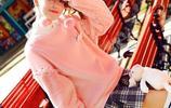 內搭就選這樣的加絨衛衣,今年冬天特別流行,減齡,時髦又洋氣