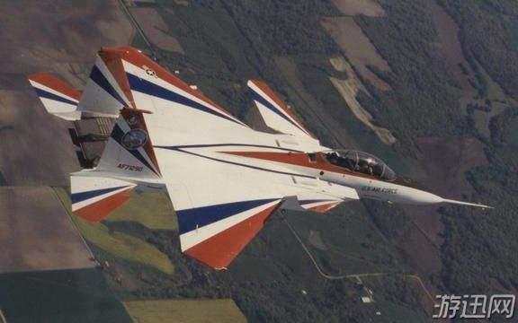 《皇牌空戰7》暫無F-15 S/MTD試驗機 未來有望加入