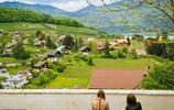 瑞士小鎮美景