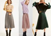 冬天也要美美的穿裙子,保暖時尚,顯瘦高級,get潮流美
