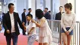 王中磊一家4口走紅毯,全家長一個樣,女兒比爸爸還高?