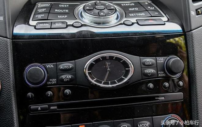英菲尼迪很有意義的車型,英菲尼迪QX70!