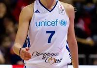 國際籃球界的美少女!籃球打得好同時顏值更是讓NBA球員都著迷!