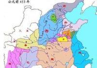 韓、趙、魏三家分晉 晉國霸業成也晉文公,敗也晉文公