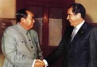 中美建交中的毛澤東