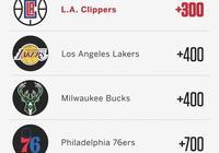 你覺得NBA下賽季哪些球隊能奪冠,湖人或快船或火箭或勇士或其他?
