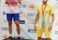 加拿大公開賽:男單19歲小將奪冠!光大永明保險為國羽健兒加油