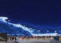 """北京2022年冬奧會倒計時1000天   張家口賽區""""三場一村""""正悄然成長 雪如意年底牽手冰玉環"""