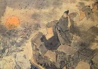 許渾最經典的一首詩,其中一個千古名句人人皆知