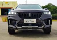 小夥提中國首款豪華品牌SUV(魏派)WEY VV7,開了3000公里說下感受