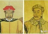 太祖爺努爾哈赤和他弟弟舒爾哈齊真實相貌是什麼樣?