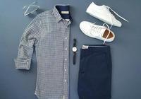 型男,短褲+襯衫,夏季最潮!