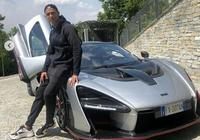 C羅為他的豪華車隊添新成員了!這臺車稱之為:世界上最昂貴的車