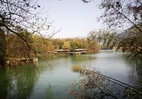 漢中女詩人眼裡的中國漢中南湖·······