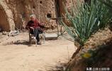 108歲老人獨居窯洞生活能自理,還能做針線活,長壽祕訣是什麼