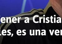 阿萊格里:C羅在歐冠中進球無數,擁有他就是優勢