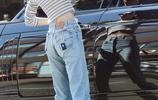 超模肯豆Kendall Jenner外出街拍組圖 簡潔牛仔褲秀出大長腿